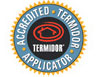 Accreditaed Termador Applicator